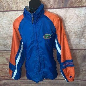 Vintage Florida gators jacket starter men's large